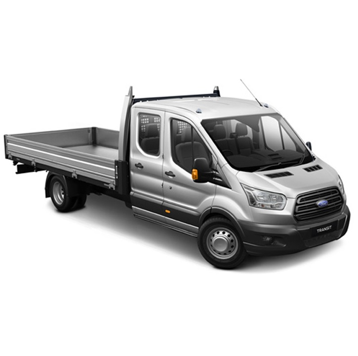 image of Crew Cab Tipper (Transit or similar)