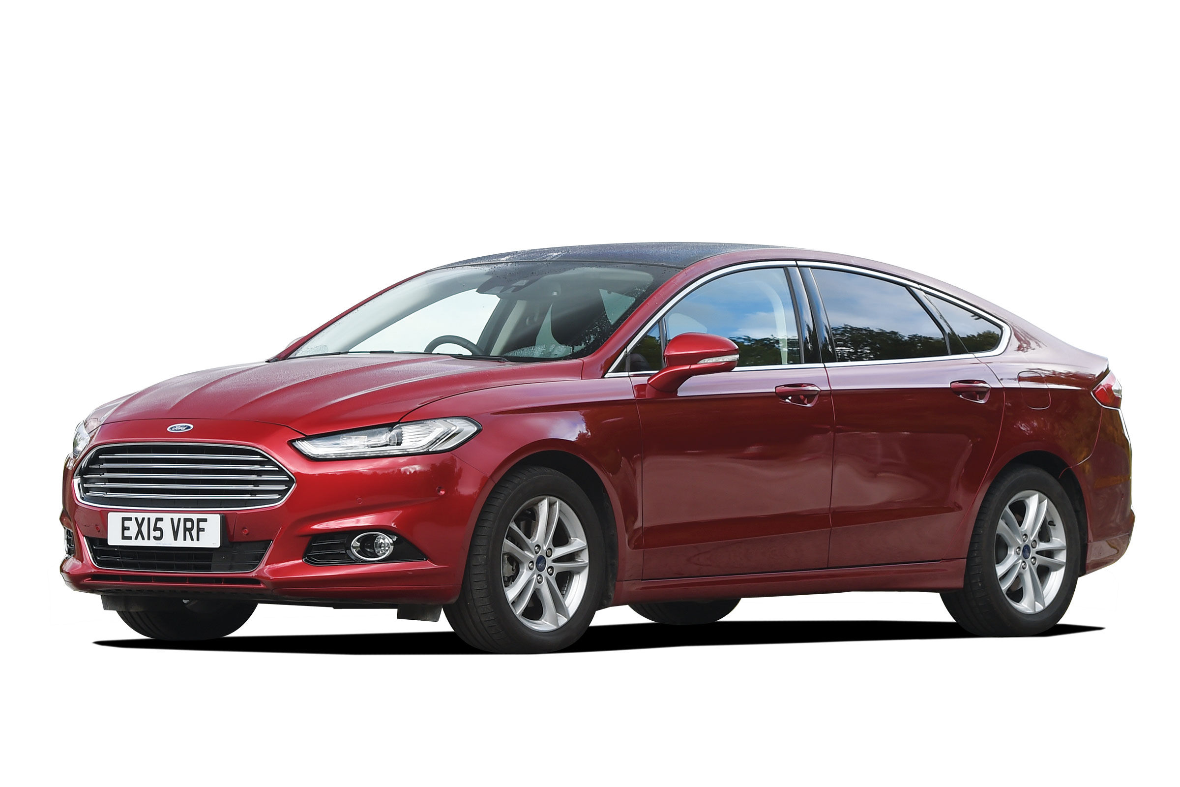 image of Large Hatchback (Mondeo or similar)